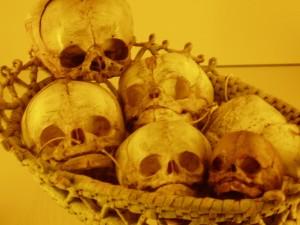 doug mesner - ET skulls
